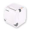 LK-TS400W Thermal printer with 24V power adapter USB and Serial  colour White