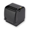 LK-TS400 Thermal printer with 24V power adapter USB and Serial colour Black